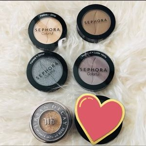 NWT eyeshadow bundle!